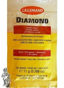 Lallemand Diamond lagergist biergist 11 gram