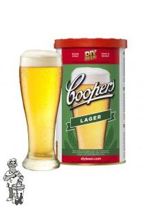 Coopers Lager voor 23 liter