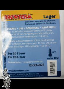 Brewferm biergist  per envelop. Klik op afbeelding , en maak uw keuze.