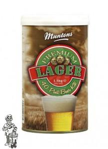 Muntons Premium lager