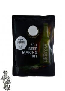 UK -Brew Engelse stijl lager voor 23 liter