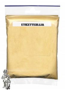 Etikettenlijm poeder 100 gram