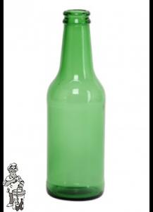 Bierfles Long Neck 25 cl  Groen 24 stuks.