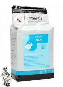 Fermentis gedroogde gist SafSpirit M-1 500 g (weer leverbaar in week 51)