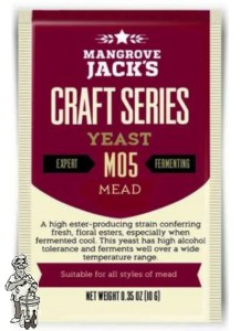 Mangrove Jack`s M05 Mead 10 gram