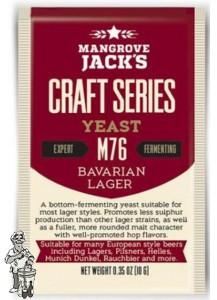 Mangrove Jack`s M76 Bavarian Lager