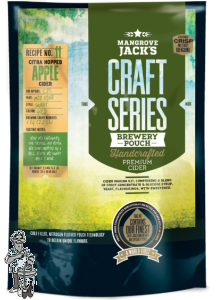 Mangrove Jack's Citra Hopped Apple Cider 23 liter