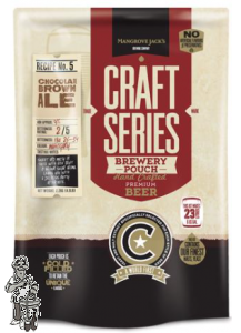 Mangrove Jack's Chocolate brown Ale Bierkit 23 L