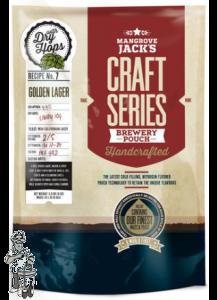 Mangrove Jack's Golden Lager Bierkit 23 L