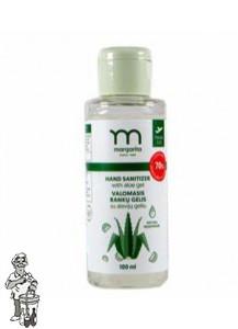 Hand sanitizer desinfect 100 ml met Aloe vera gel