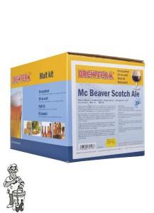 Brewferm Moutpakket Mc Beaver Scotch Ale