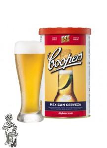 Coopers Mexican Cerveza voor 23 liter