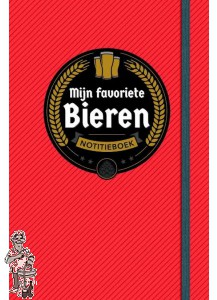 Notitieboek Mijn favoriete bieren