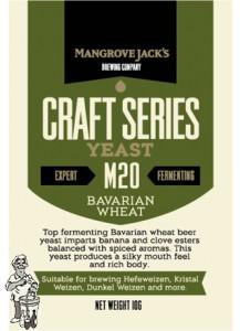 Mangrove Jack`s M20 Bavarian Wheat 10 gram
