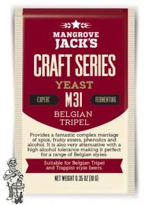 Mangrove Jack`s M31 Belgian Tripel 10 gram