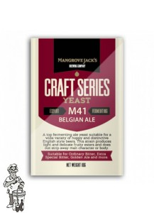 Mangrove Jack`s M41 Belgian Ale 10 gram