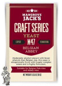 Mangrove Jack`s M47 Belgian Abbey 10 gram