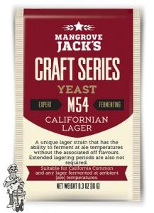 Mangrove Jack`s M54 Californian Lager 10 gram