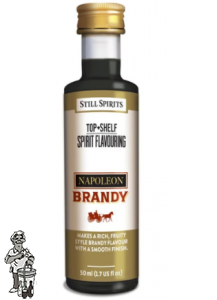 Still Spirits Top shelf flavouring Napoleon Brandy 50 ml