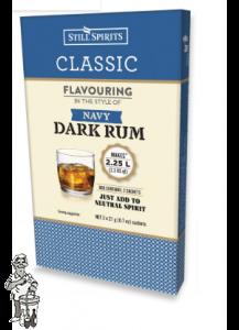 Klassieke marine donkere rum 20g Still Spirits