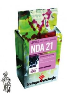 Fermentis wijngist NDA21 500 Gram