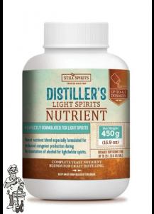 Still Spirits Distiller's Nutrient Light Spirits 450g