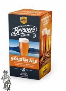 Mangrove Jack's New Zealand BREWER'S SERIES - GOLDEN ALE voor 23 liter