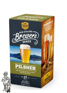 Mangrove Jack's New Zealand  BREWER'S SERIES - PILSNER voor 23 liter