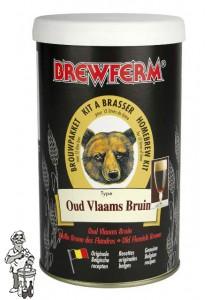 Brewferm  Oud vlaams Bruin
