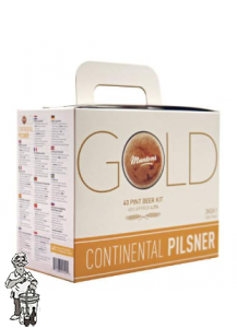 Muntons Continental  Pilsner Gold 3KG