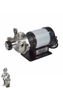Blichmann™ RipTide Pomp 230 V Temperatuur: tot 120°C