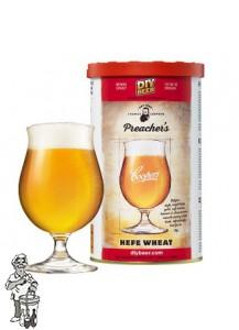 Coopers Preacher's Hefe Wheat voor 23 liter