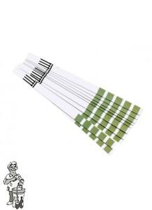Hardheid-strips voor water, 10 strips