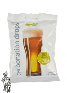 Muntons Carbonation Drops 160 Gram
