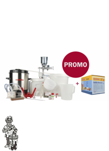Brewferm Startset Superior Elektrisch + Moutpakket