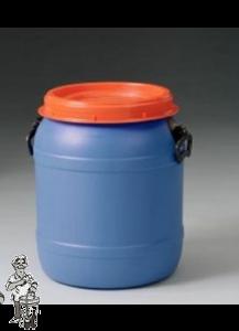 Pulpvat/ opslagvat met handvaten 60 liter