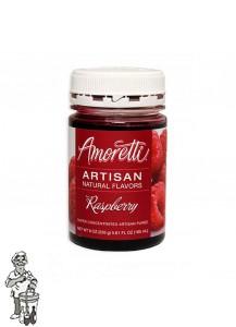 Amoretti - Artisan Natural Flavors - Framboos 226 g