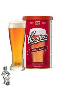 Coopers Real Ale voor 23 liter