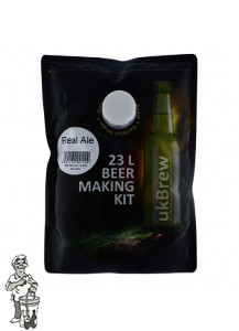 UK Brew 1.6 Kg Bitter Style Beer Kit
