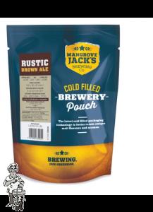Mangrove Jack's Rustic Brown ale  Bierkit 23L