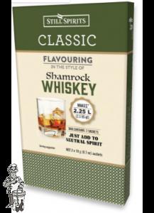 Klassieke Shamrock Whisky Smaak Still Spirits 18 gr