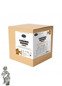 Brew Monk moutpakket - Sister Caramel Brown - voor 20 l