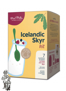 Mad Millie Icelandic Skyr Kit