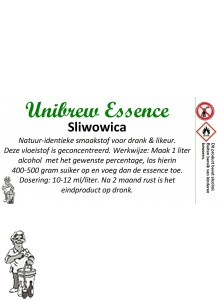 Unibrew essence Hazelnoot  50 ml