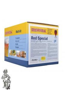 Brewferm Moutpakket Red Special