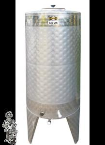 Speidel RVS Gistingstank 525 liter met koelmantel. ( 1 op voorraad)
