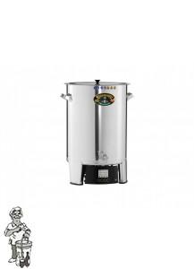 Speidel Braumeister 50 liter brouwinstallatie Plus Gratis Wortkoeler RVS