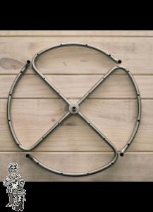 ss brewtech Spruitstuk | Mash Hercirculatie