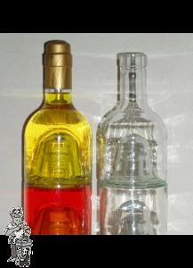 Transparant krimpfolie voor Bordeauxfles 3dl (3x25cl) stapelbaar per stuk