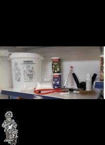 Brewferm Imperial Stout Extra Compleet startpakket